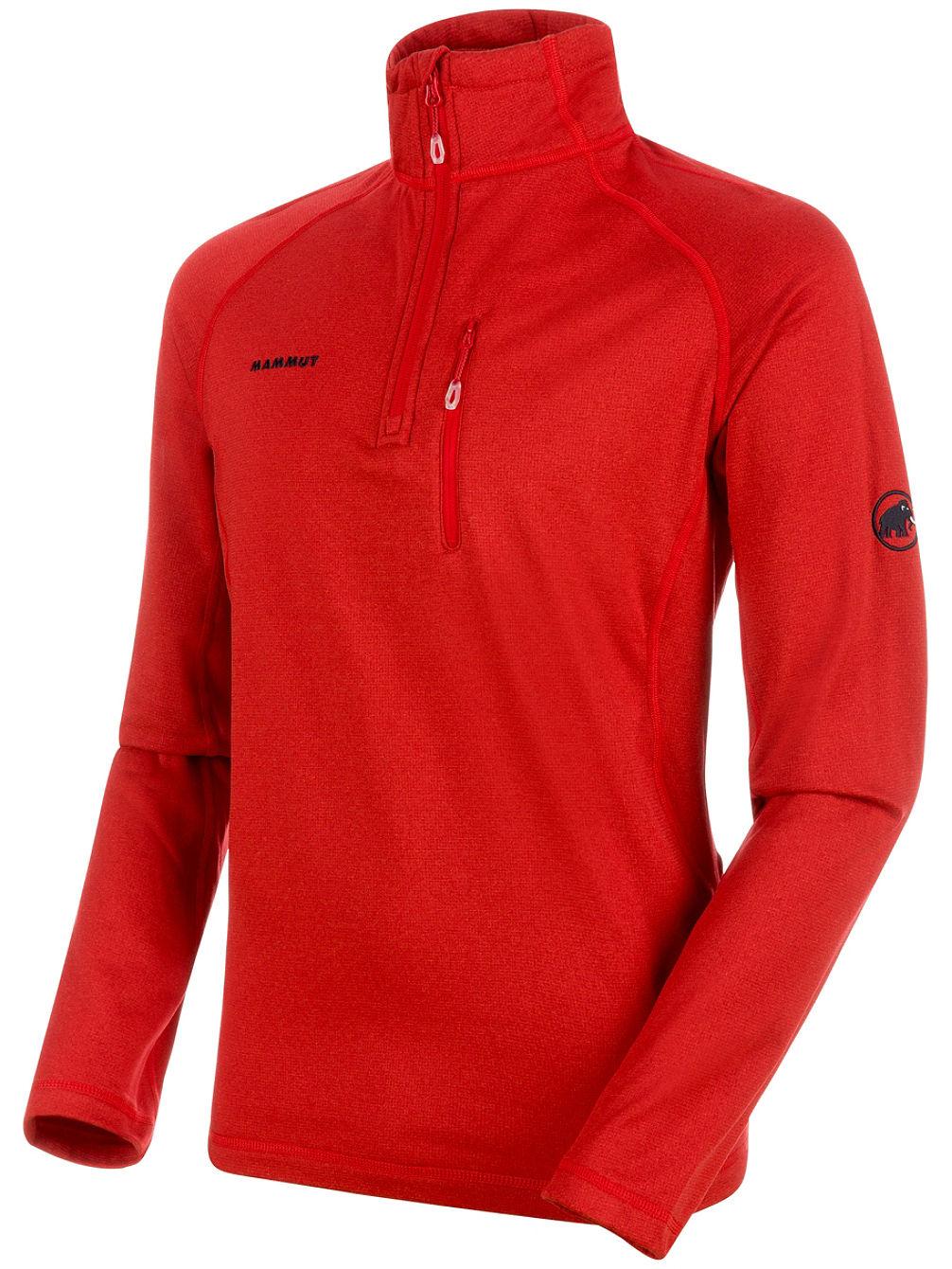 brand new 672a7 3e5f8 Runbold Ml Half Zip Fleece Pullover