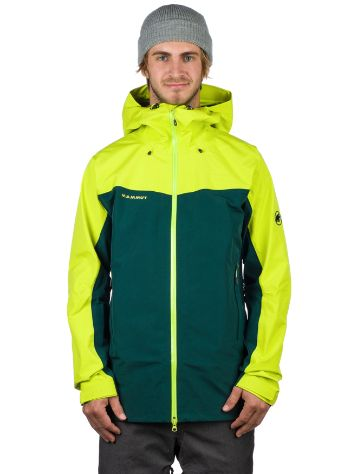 Mammut Crater Hs Hooded Veste