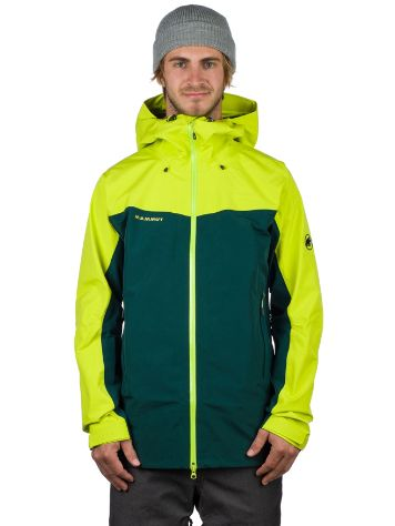 Mammut Crater Hs Hooded Chaqueta