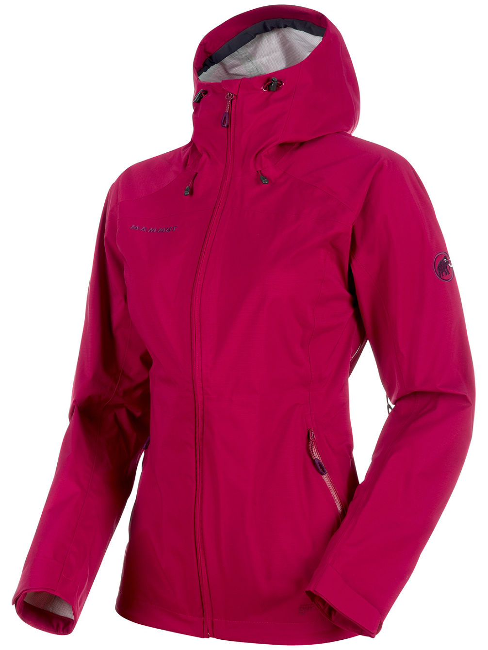 Keiko Hs Hooded Outdoor Jacket