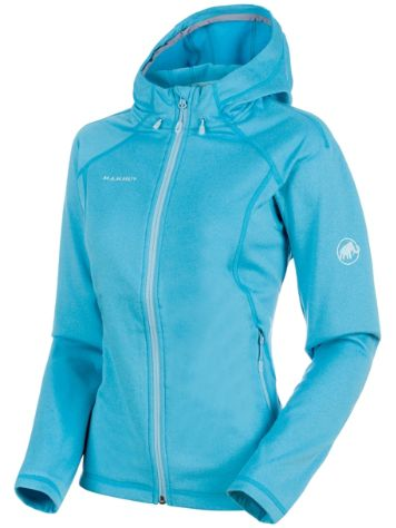 Mammut Runbold Ml Hooded Fleecejacke