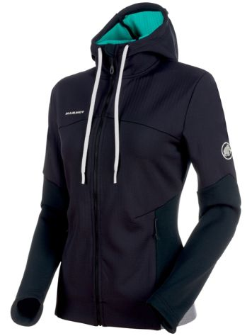 Mammut Alnasca Ml Hooded Fleecejacke