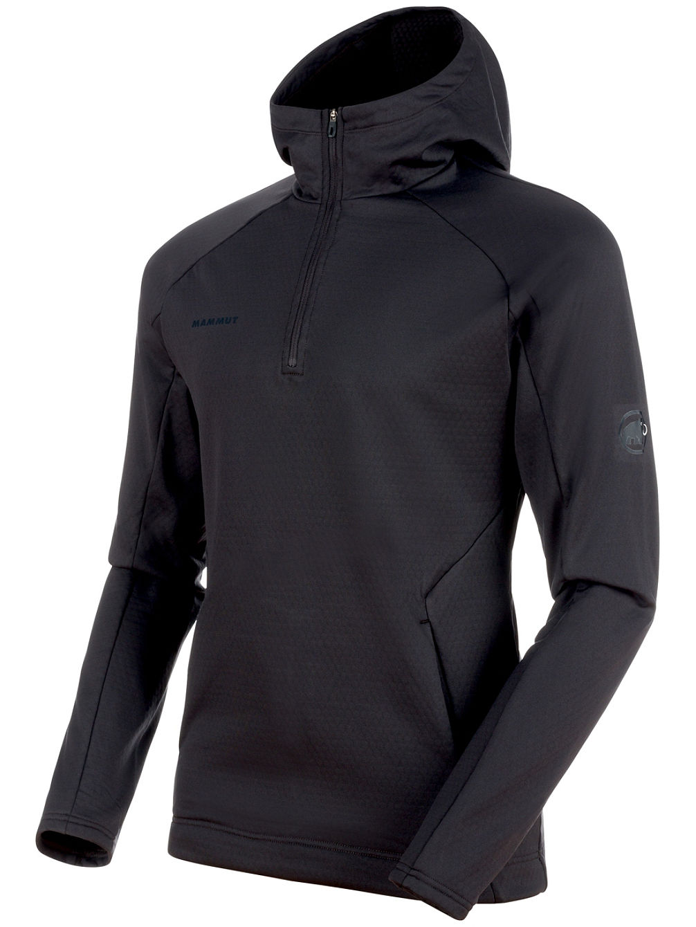 Runbold Hooded Fleece Pullover