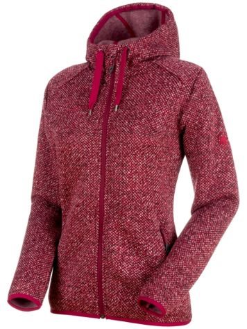Mammut Chamuera Ml Hooded Fleece Jacket