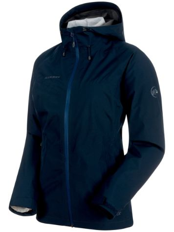 Mammut Convey 3 In 1 Hs Hooded Outdoor Jacket