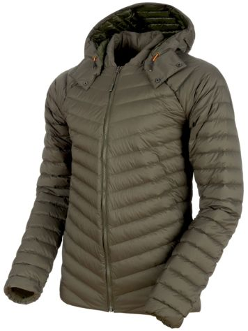 Mammut Alvra Light In Hooded Outdoor Jacket