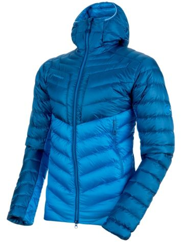 Mammut Broad Peak In Hooded Outdoor Jacket