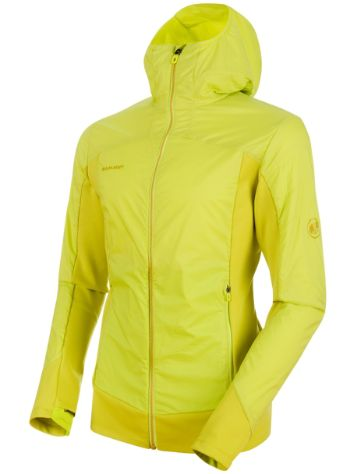 Mammut Aenergy In Hooded Outdoor Jacket