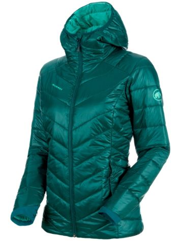Mammut Rime In Hooded Outdoor Jacket
