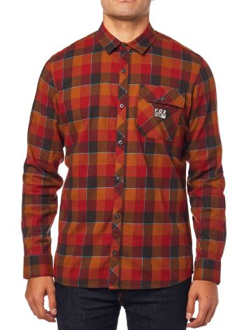 Fox Rowan Stretch Flannel Hemd