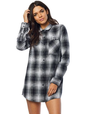 Fox Moto X Long Flannel Hemd