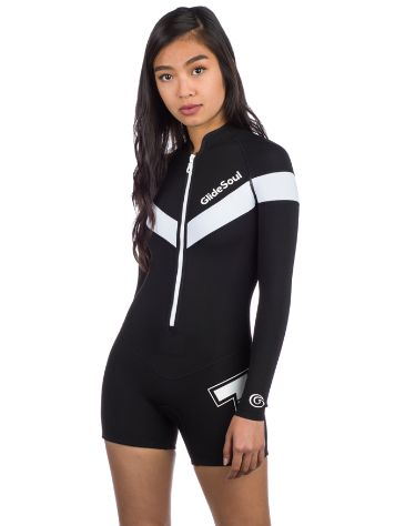 GlideSoul 2mm Spring Front Zip Wetsuit