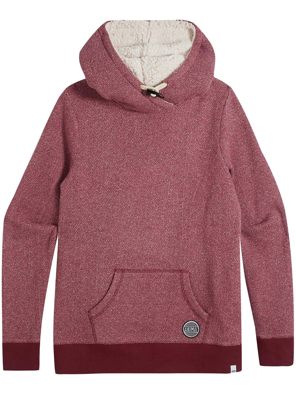Buy Animal Stitched Hoodie online at blue-tomato.com 8638a5371