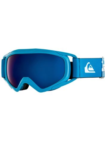 Quiksilver Eagle Daphne Blue/Animal Party Youth Goggle jongens