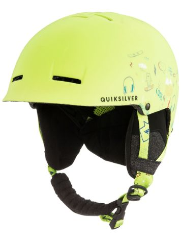 Quiksilver Empire Snowboard Helmet Youth Youth