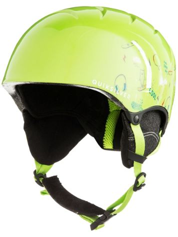 Quiksilver The Game Snowboard Helmet Youth Youth