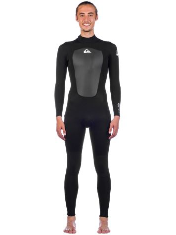 Quiksilver 4/3 Prologue Back Zip Gbs Wetsuit