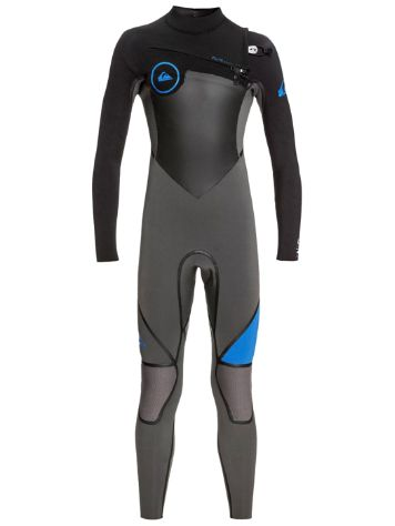 Quiksilver 4/3 Syncro+ Chest Zip Lfs