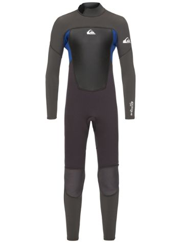 Quiksilver Prologue 3/2 Back Zip