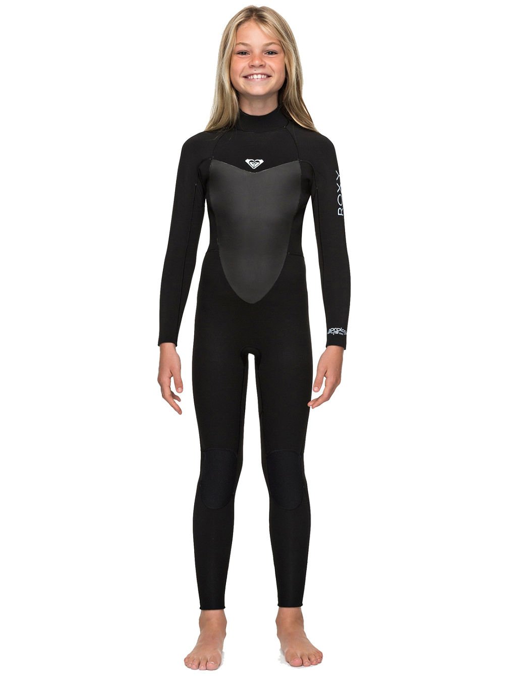 cdc4b37e24 Buy Roxy 4 3 Prologue Back Zip Gbs Wetsuit Girls online at blue ...