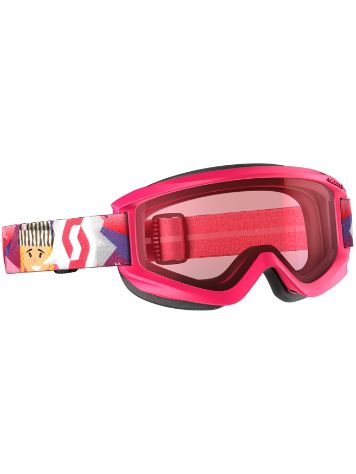 Scott Agent Pink Youth Goggle jongens