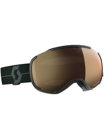 Scott Faze II LS Black Grey Goggle