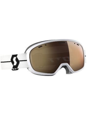 Scott Muse Pro LS White Black Goggle