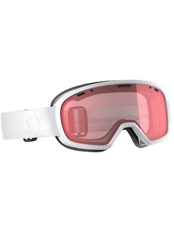 Scott Muse White Goggle