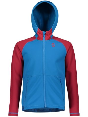 Scott Hooded Defined Fleece Jacket Boys