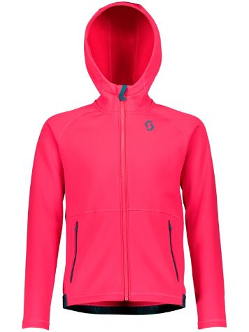 Scott Hooded Defined Fleece jas meisjes