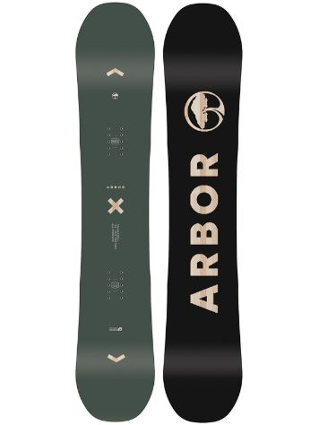 Arbor Foundation 152 2019 Snowboard