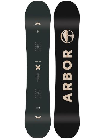 Arbor Foundation 162MW 2019 Snowboard