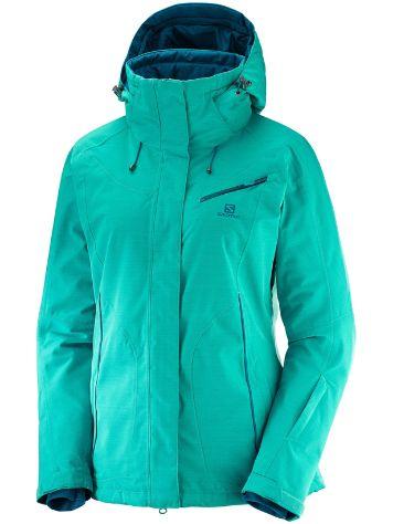 cfcead3975a Ski jassen van Salomon in onze online shop | Blue Tomato