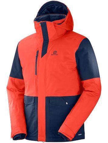 93e6820fb90 Ski jassen van Salomon in onze online shop | Blue Tomato