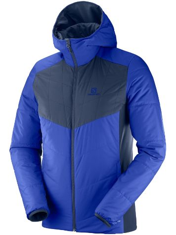 Salomon Drifter Mid Hooded Outdoor Jacket