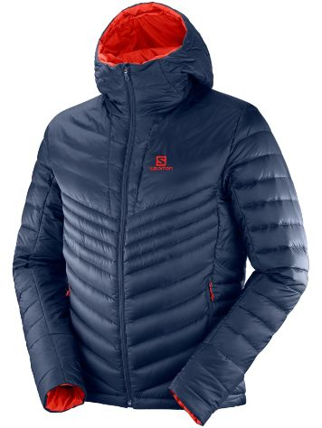 Salomon Haloes Down Hooded Outdoor Jacket