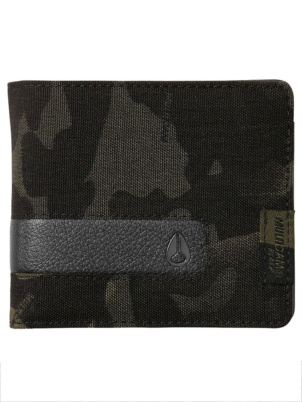 Showdown Bi-Fold Zip Wallet