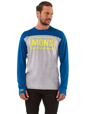 Mons Royale Yotei Funktionsshirt LS