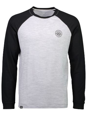 Mons Royale Icon Raglan Funktionsshirt LS