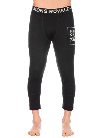 Mons Royale Merino Shaun-Off 3/4 Tech Pants