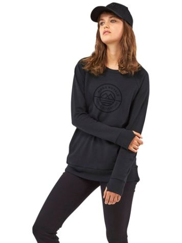 Mons Royale Covert Mid-Hit Crew Sweater