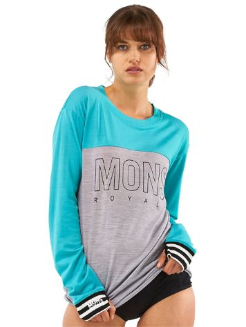 Mons Royale Yotei Bf Funktionsshirt LS