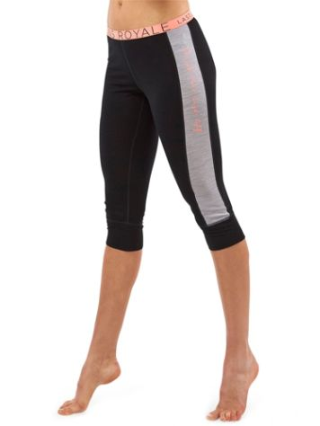Mons Royale Merino Alagna 3/4 Leggings Funktionshose