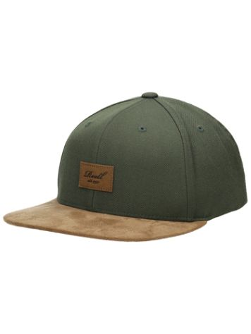 REELL Suede Gorra