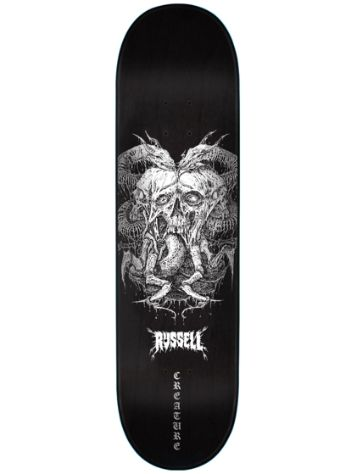 Creature Russell Death By Furn. 8.5 Skate Deck