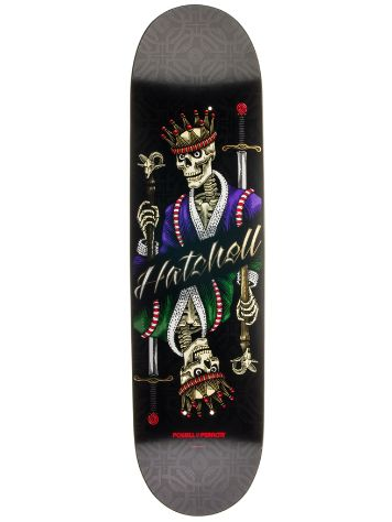 Powell Peralta Ben Hatchell Popsicle 8.25 Skate Deck