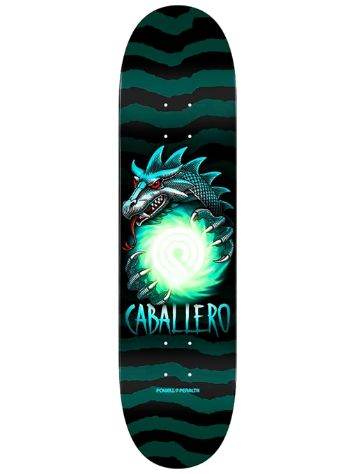 "Powell Peralta Cab Dragon Ball Popsicle 8.25"" Skate Deck"