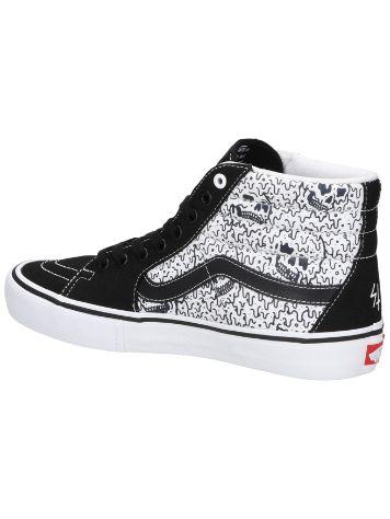 7f0949b02a7c Buy Vans X Sketchy Tank Sk8-Hi Pro Skate Shoes online at Blue Tomato