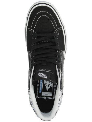 ea4d9f438bdf Buy Vans X Sketchy Tank Sk8-Hi Pro Skate Shoes online at blue-tomato.com
