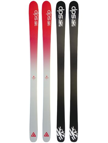 DPS Skis Cassiar F87 184 2019